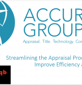 Accurate Group & LendingQB Pair Up to Address Appraisal Challenges